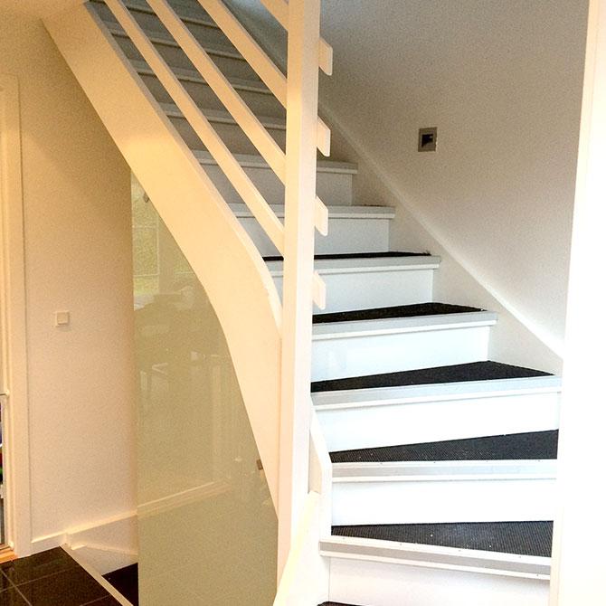 Renovering og opsætning af trapper i København