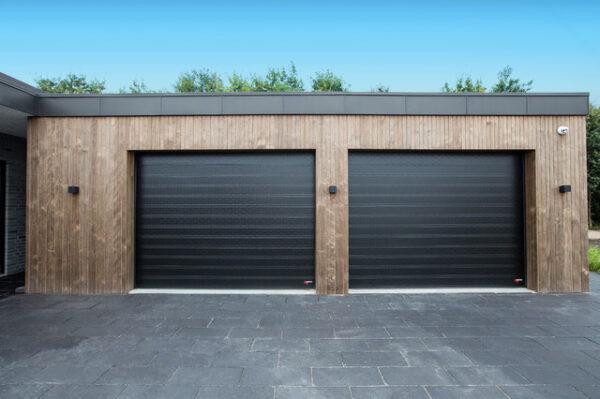 dobbelt garage